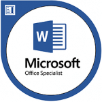 MOS: Microsoft Word 2016 nivell inicial